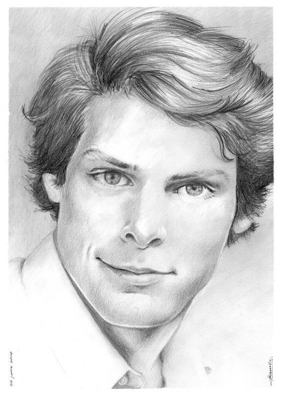 Christopher Reeve by Gamor